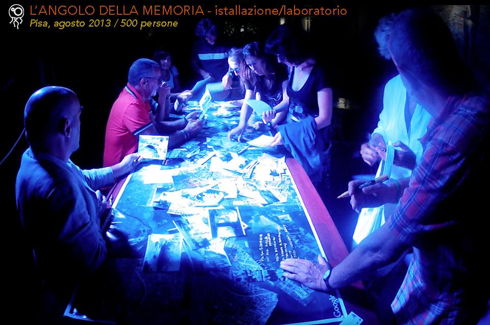 ANGOLO DELLA MEMORIA