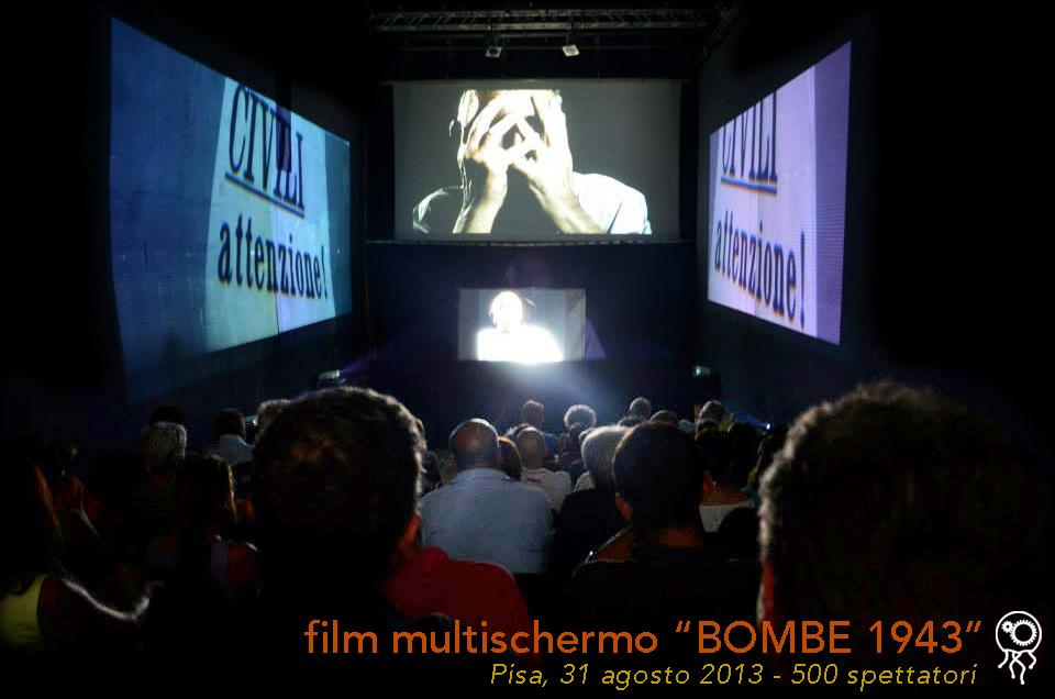 film multischermo FOTO1 chefare