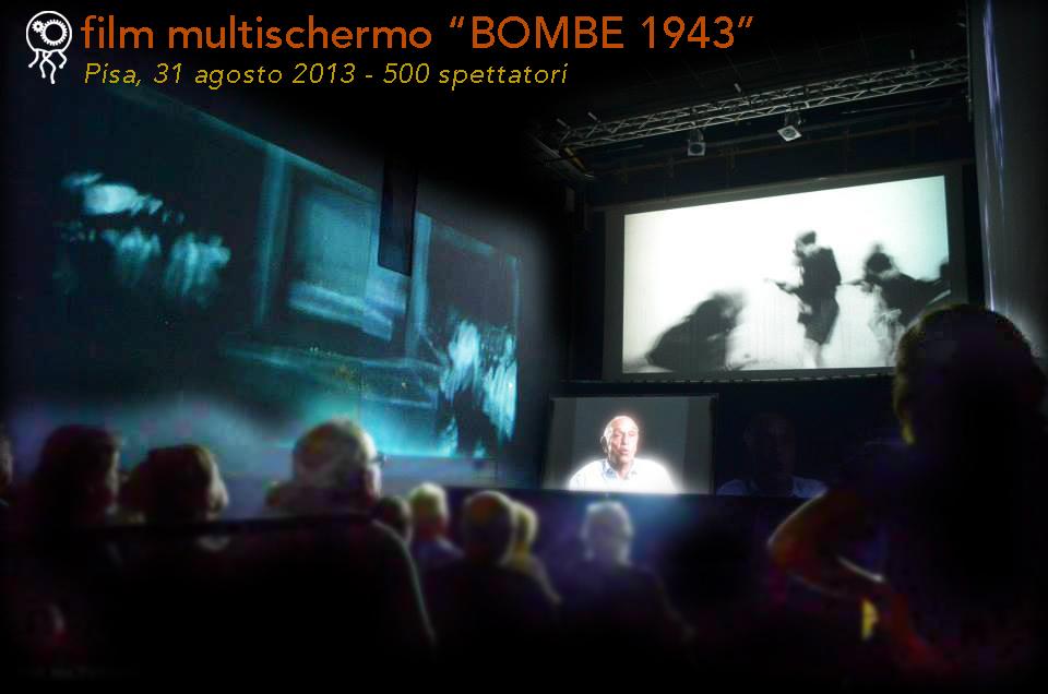 film multischermo FOTO2 chefare