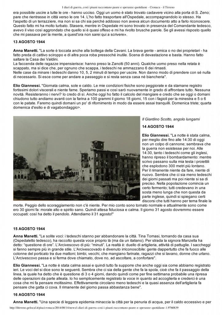 Il Tirreno 14 agosto 2014-3