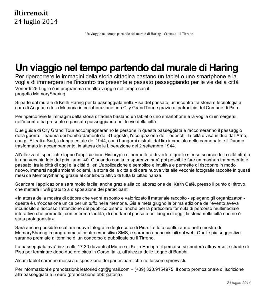 iltirreno.it 24 luglio 2014