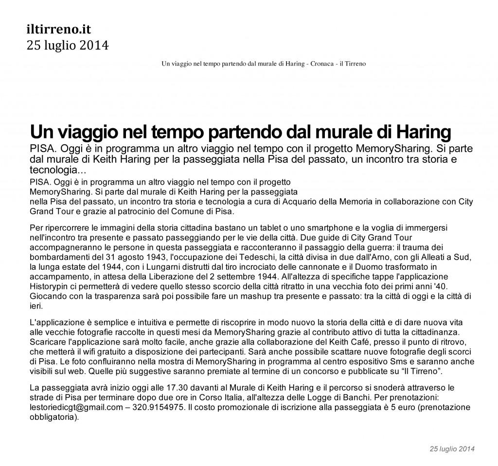 iltirreno.it 25 luglio 2014