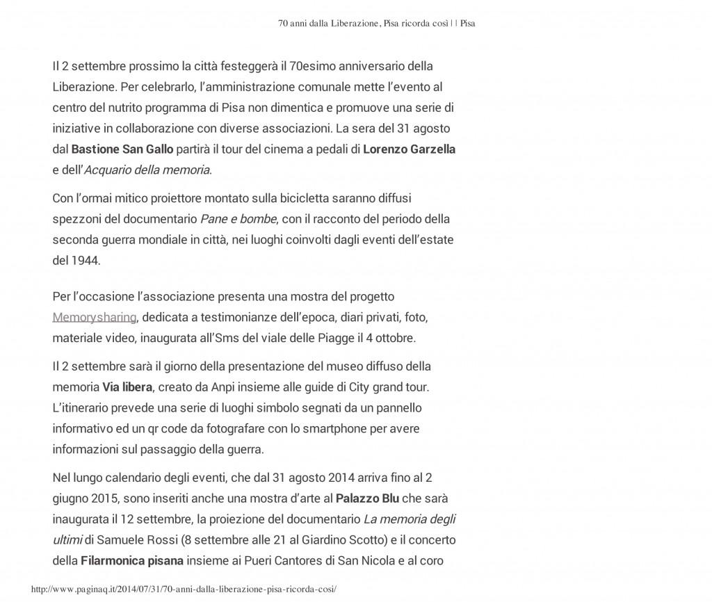 paginaq 31 luglio 2014-2