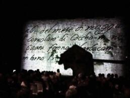Mura Video Mapping - Officine Garibaldi (Pisa, 2018)
